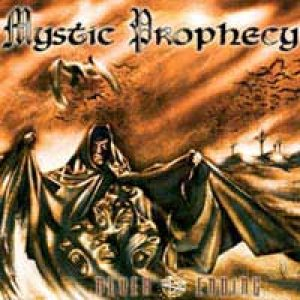 Mystic Prophecy - Never Ending cover art