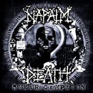 Napalm Death - Smear Campaign cover art