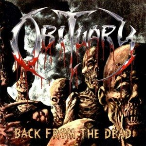 Obituary - Back From The Dead cover art