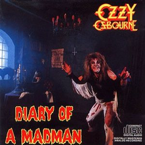 Ozzy Osbourne - Diary of a Madman cover art