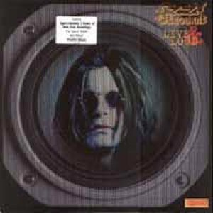 Ozzy Osbourne - Live and Loud cover art