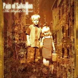 Pain of Salvation - The Perfect Element I cover art