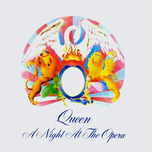 Queen - A Night at the Opera cover art