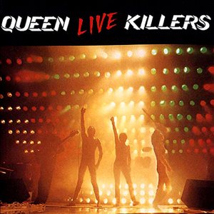 Queen - Live Killers cover art