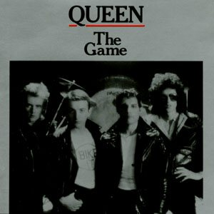 Queen - The Game cover art