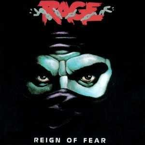 Rage - Reign Of Fear cover art