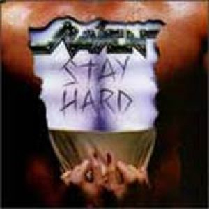 Raven - Stay Hard cover art