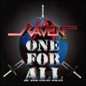 Raven - One For All cover art