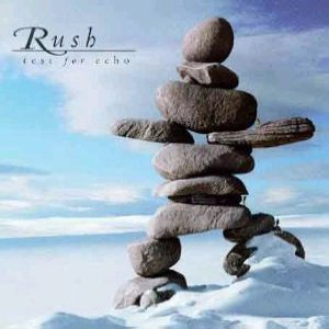 Rush - Test for Echo cover art