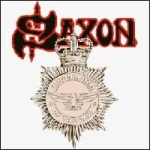 Saxon - Strong Arm Of The Law cover art