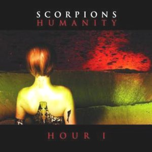 Scorpions - Humanity - Hour I cover art