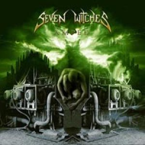Seven Witches - Amped cover art
