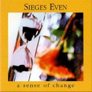 Sieges Even - A Sense of Change cover art