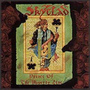 Skyclad - Prince of the Poverty Line cover art