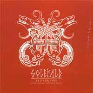 Solefald - Red For Fire : An Icelandic Odyssey Part l cover art