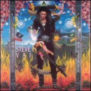 Steve Vai - Passion and Warfare cover art