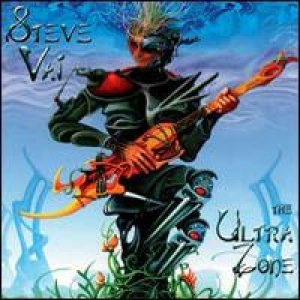 Steve Vai - The Ultra Zone cover art