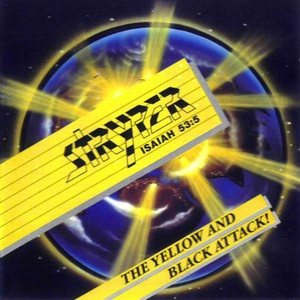 Stryper - The Yellow and Black Attack! cover art