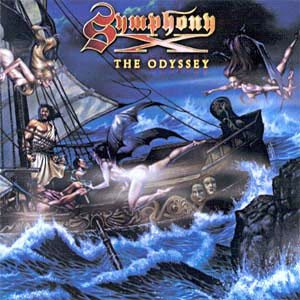 Symphony X - The Odyssey cover art