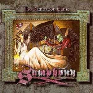 Symphony X - The Damnation Game cover art