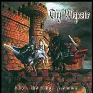 Thy Majestie - The Lasting Power cover art