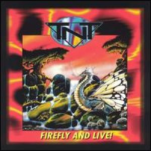 TNT - Firefly and Live! cover art