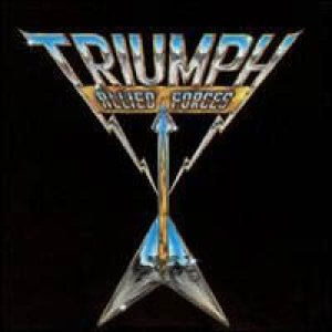 Triumph - Allied Forces cover art