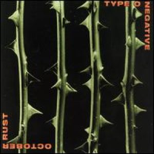 Type O Negative - October Rust cover art