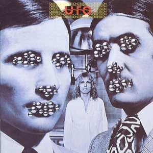 UFO - Obsession cover art