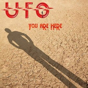 UFO - You Are Here cover art