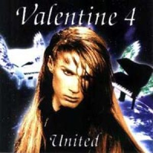 Valentine - 4 United cover art