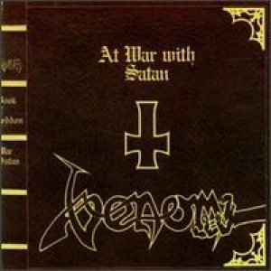 Venom - At War With Satan cover art