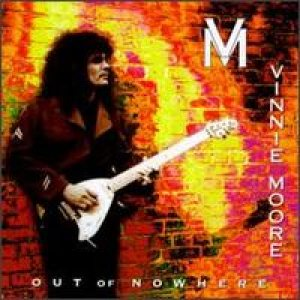 Vinnie Moore - Out Of Nowhere cover art
