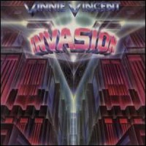 Vinnie Vincent Invasion - Vinnie Vincent Invasion cover art