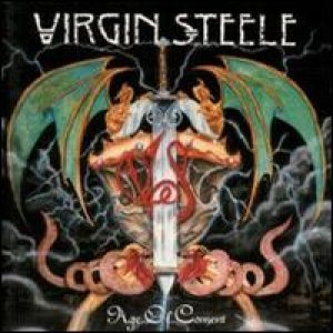 Virgin Steele - Age Of Consent cover art