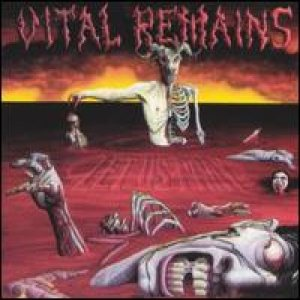 Vital Remains - Let Us Pray cover art