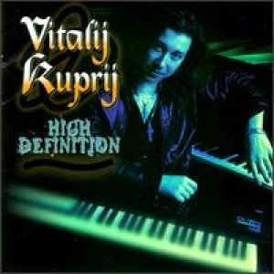 Vitalij Kuprij - High Definition cover art