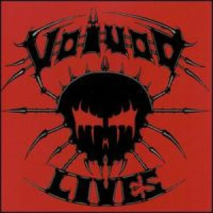 Voivod - Voivod Lives cover art