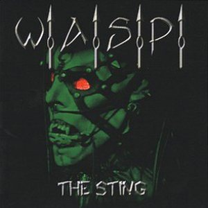 W.A.S.P. - The Sting cover art
