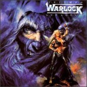 Warlock - Triumph And Agony cover art