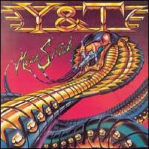 Y&T - Mean Streak cover art