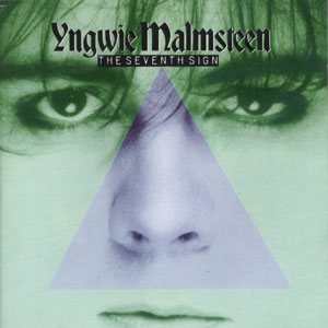 Yngwie Malmsteen - The Seventh Sign cover art
