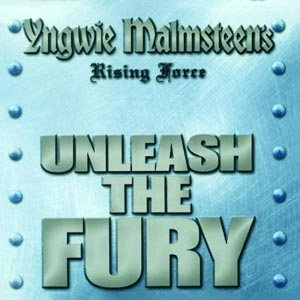 Yngwie Malmsteen - Unleash the Fury cover art