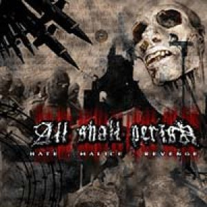 All Shall Perish - Hate.Malice.Revenge cover art