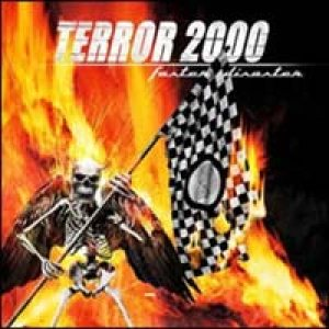 Terror 2000 - Faster Disaster cover art
