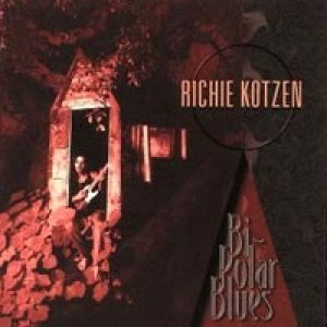 Richie Kotzen - Bi-Polar Blues cover art