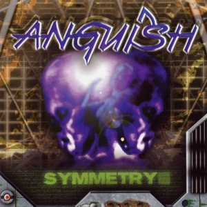 Anguish - Symmetry cover art