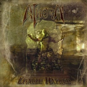Athorn - Livable Hatred cover art