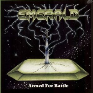 Emerald - Armed for Battle cover art