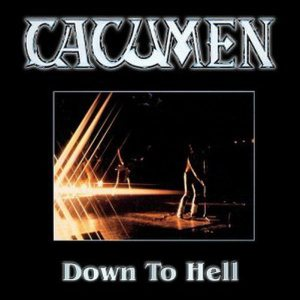 Cacumen - Down to Hell cover art